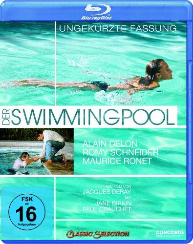 Ikonen rezension blu ray der swimming pool romy for Pool bestellen